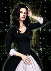 Lady Corvidane by EMReven