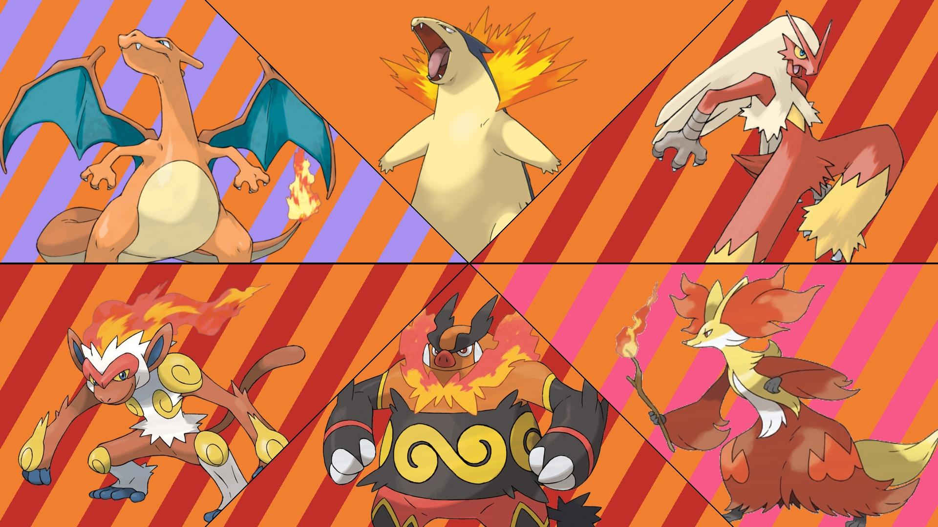 pokemon fire wallpaper by kelph1 on deviantart