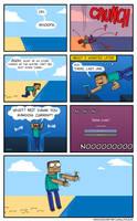 Minecraft - FLIPPING WATER by Malliya