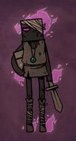 Enderman Adventurer by Malliya