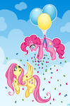 Pinkie Fluttershy