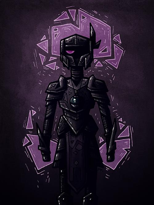 Armored Adven by Malliya