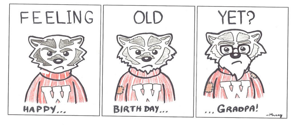 My Grandpas Birthday Card By Cartcoon On Deviantart