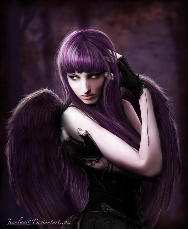 Violet by JennLaa