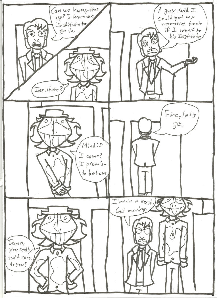 Memory Audition pg 4 by FutureSoulSurvivor