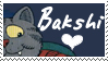 Ralph Bakshi Stamp by Candy2021