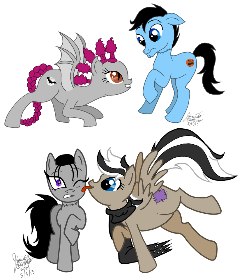 Pwnies by Candy2021