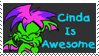 Cinda Stamp by Candy2021