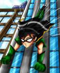 Robin's your hero