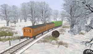 13. The Railcar and The Coaches