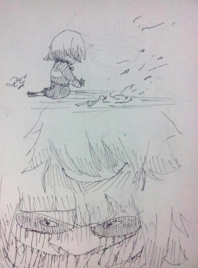 Underfail Mini Comic Pg 4 by Rodlfato