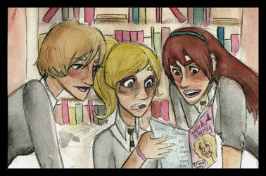 5th Year Hufflepuff Girls