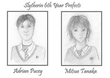 Slytherin Prefects