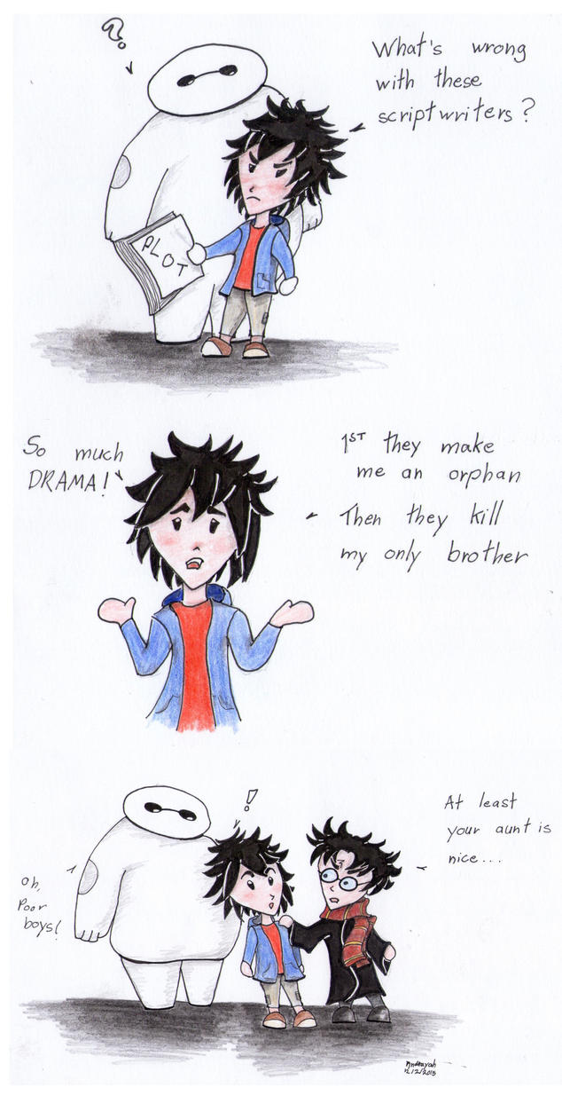 BH6: Why so much DRAMA? by Andrayah