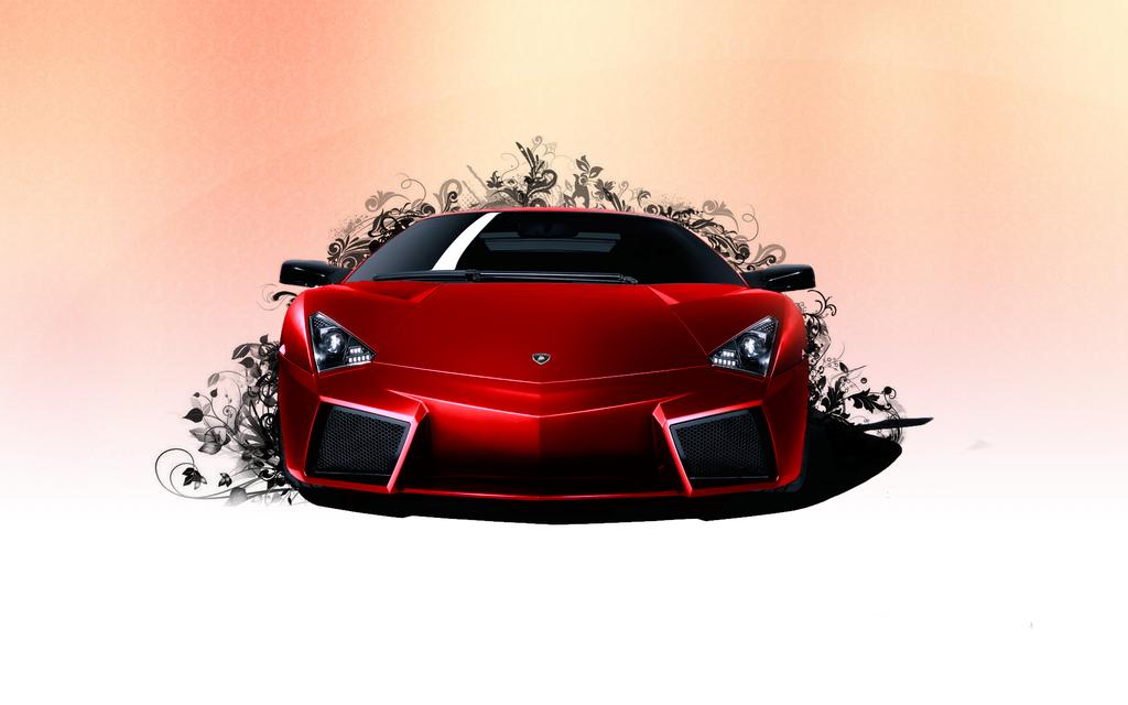 Lamborghini Reventon by pilotZ3ro