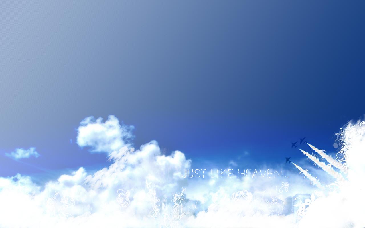 Just Like Heaven by pilotZ3ro