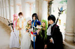 Code Geass Couples