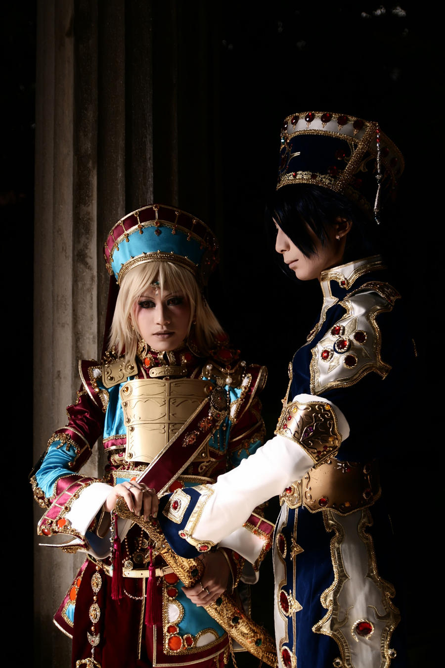 Trinity Blood: Tovarish by SilentCircus90