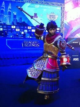 League of Legends: Wukong