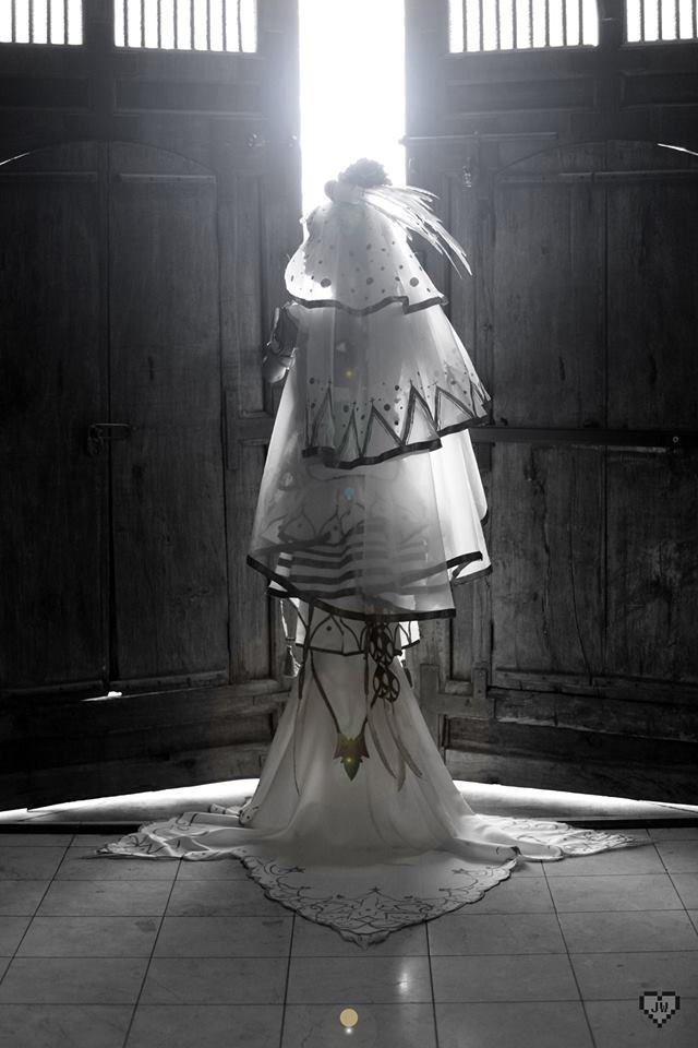 Ashelia Dalmasca - Bride by P0kyu