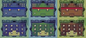 Linked Seasons - MORE Dungeon by World-of-NoeL