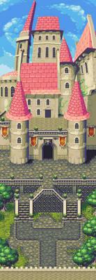 Castle panorama