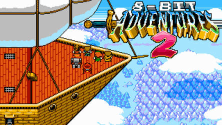 8-Bit Adventures 2 on Square Enix Collective by World-of-NoeL