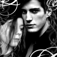 Eldarion and Miriel by Rigel-Black