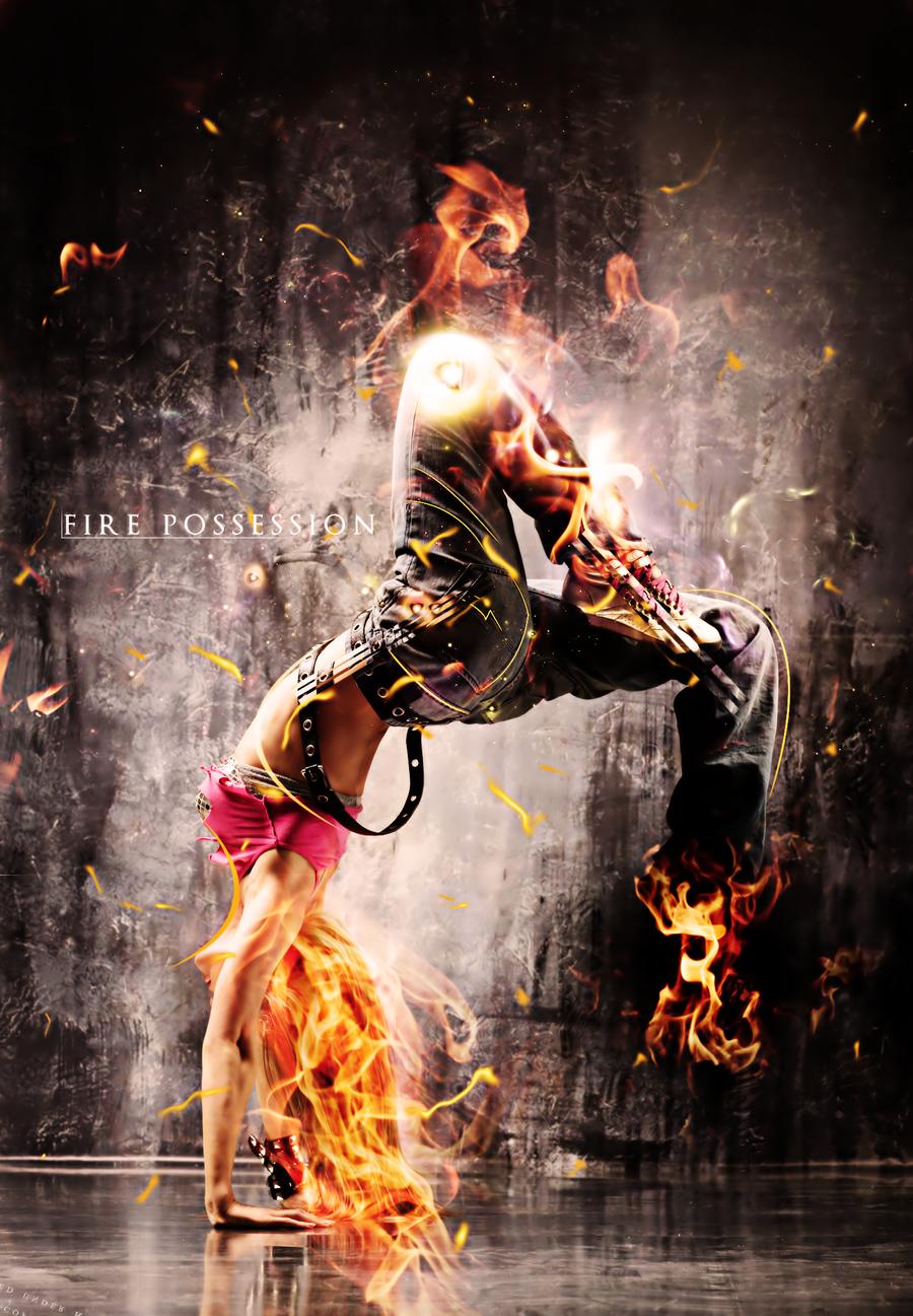 Fire by LilSaintJA