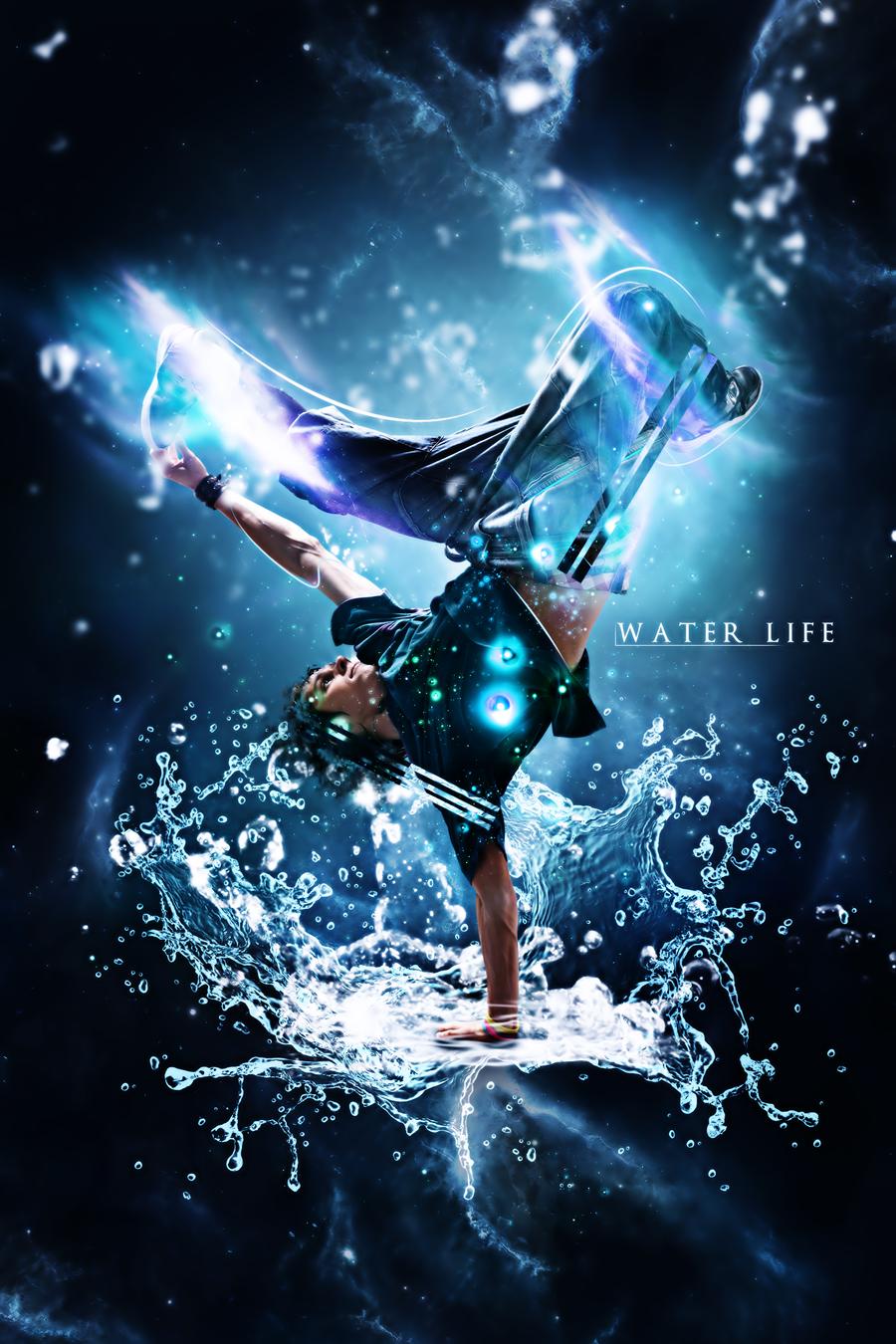 Water by LilSaintJA