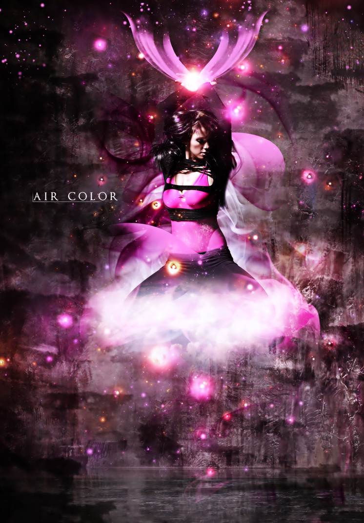 Air by LilSaintJA