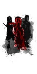Walking Dead 2 by LilSaintJA