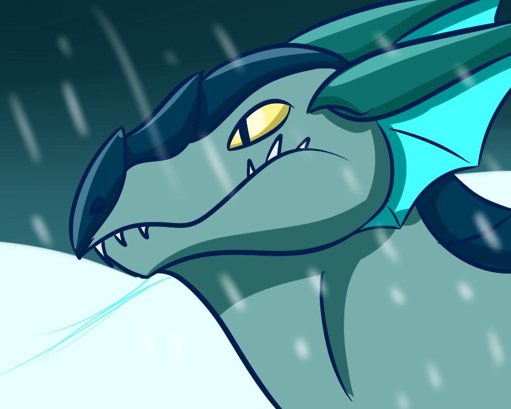 Dragon Head by Ssevora