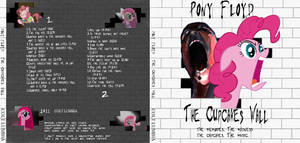 The Cupcakes Wall, cover art by Fboss90