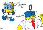 Spongebob - The Quickster and Invincibubble
