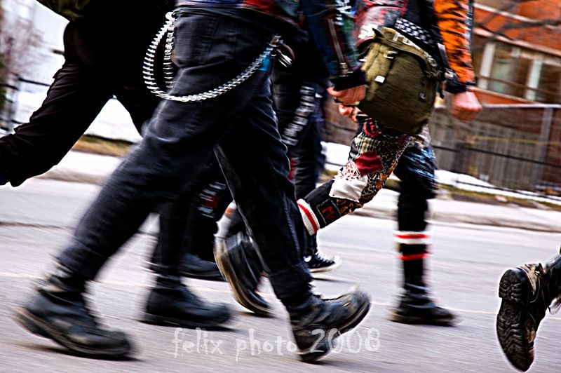 Protest Police Brutality 2 by FelixPhoto