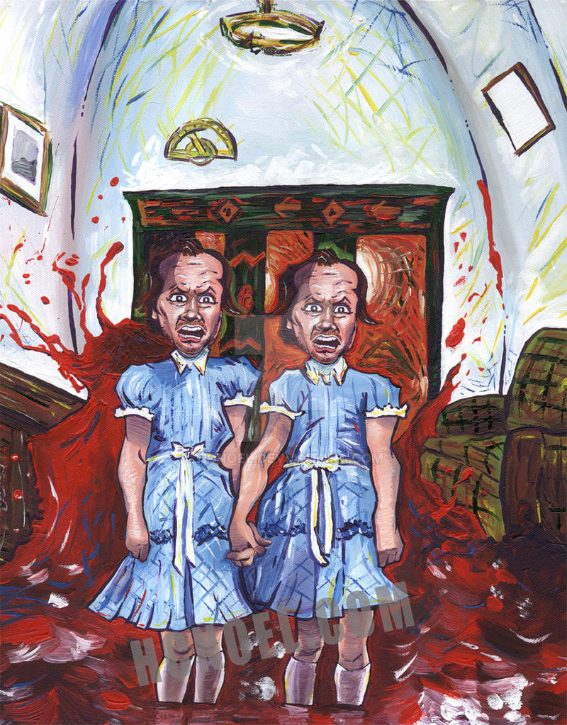 The Shining by hcnoel