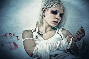 blood written by TrizTaess
