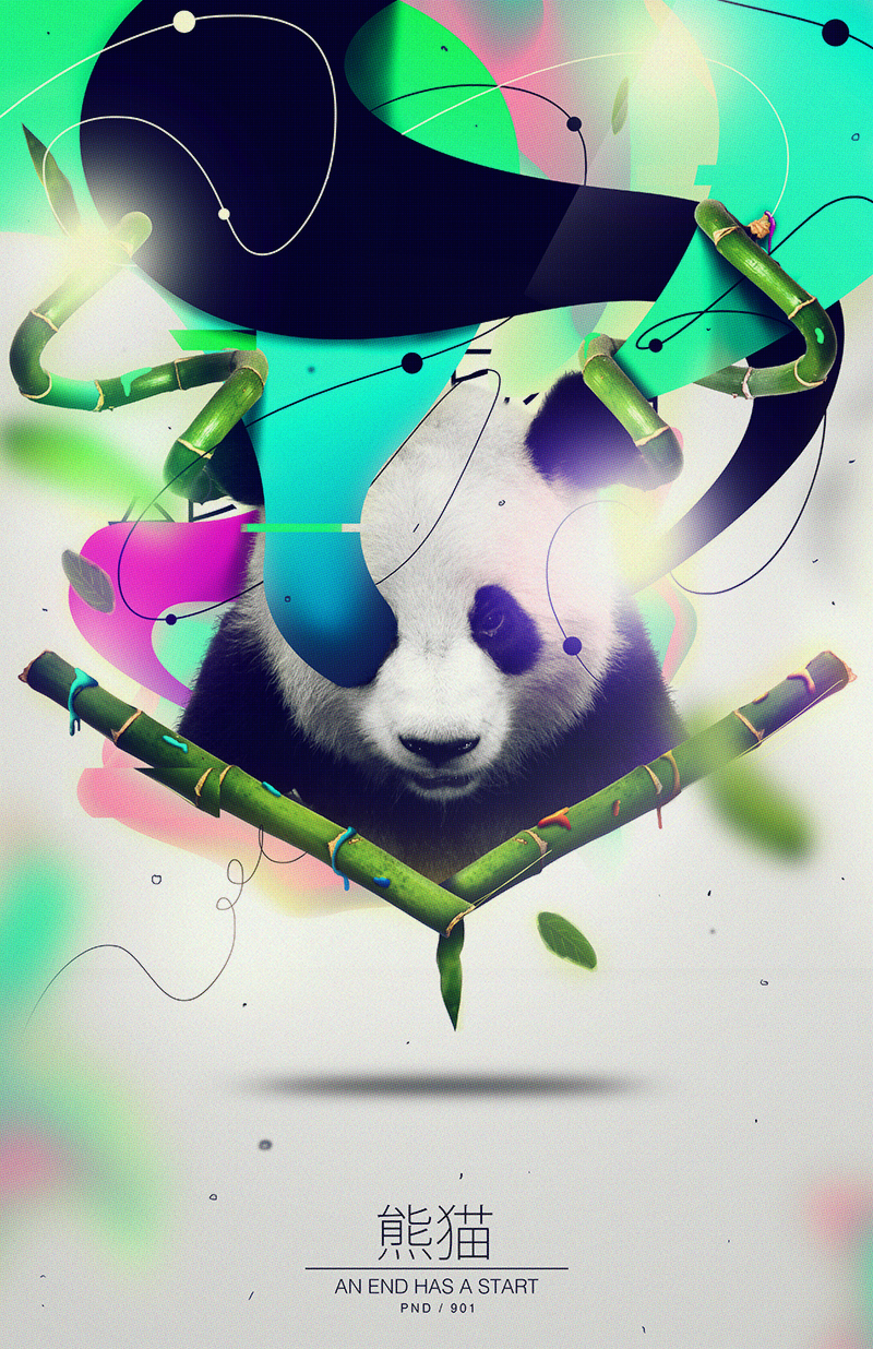 Panda S by danielitolikable