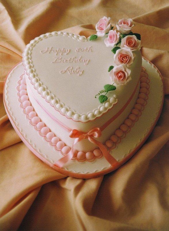 Rubys 80th Birthday Cake By Elyobkram On Deviantart
