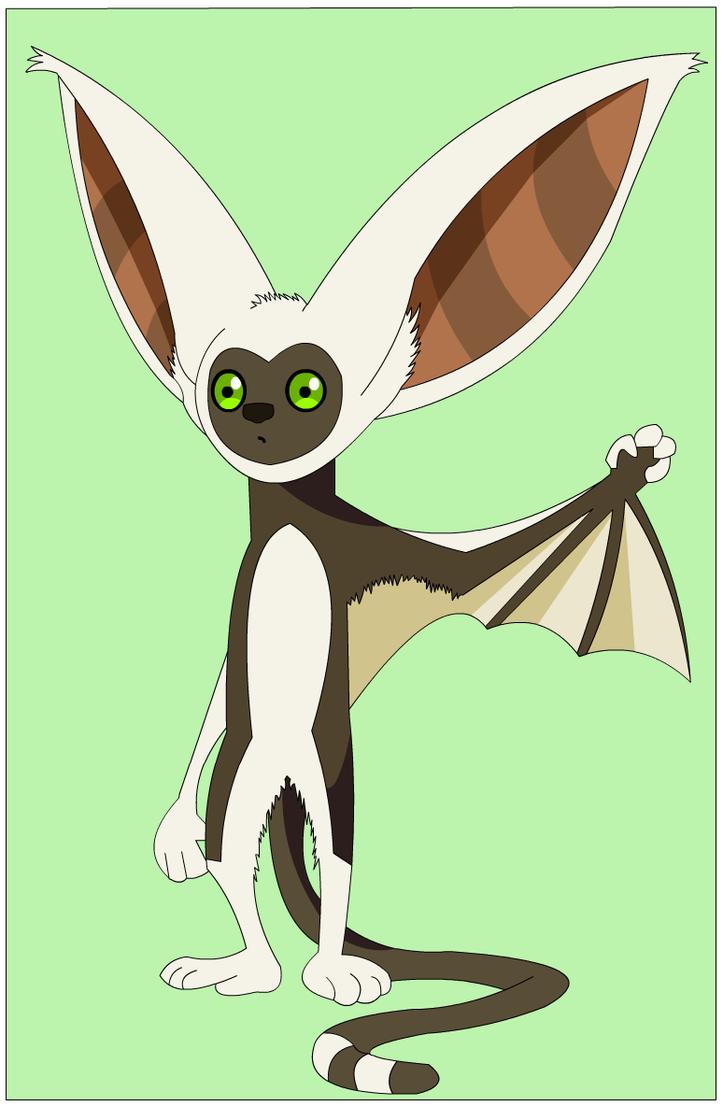 Flying lemur avatar - photo#42