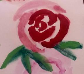Watercolor Doodles 4