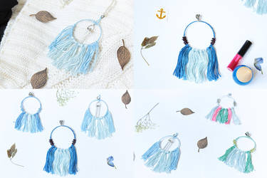 Dreamcatcher Collection Jewelry by Sunshine-Author