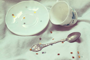 Stars Tea by Sunshine-Author