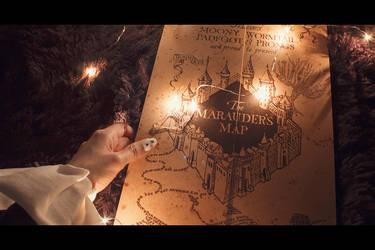 When Pierrot goes to Poudlard by Sunshine-Author