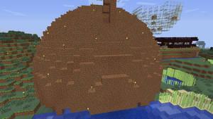 Minecraft Spheres 3