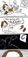 I GOT SOME CATS