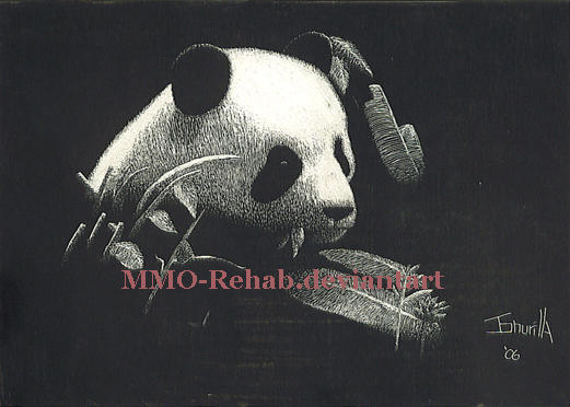 Panda clayboard by MMO-Rehab