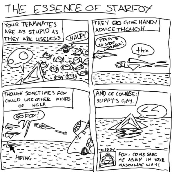 Essence of Starfox