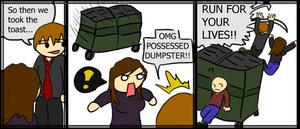 Demon Dumpster